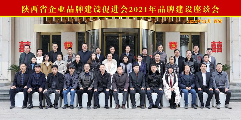 2021年陕西省企业品牌建设座谈会在西安成功举办(图1)